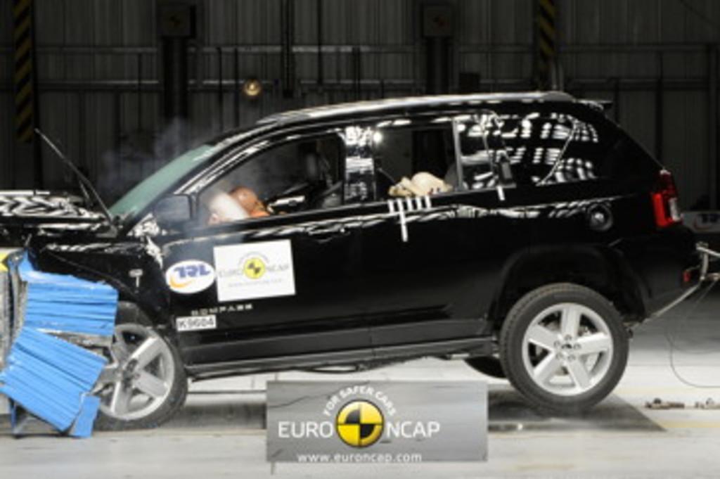 jeep compass 2012 nov 2017 crash test results ancap