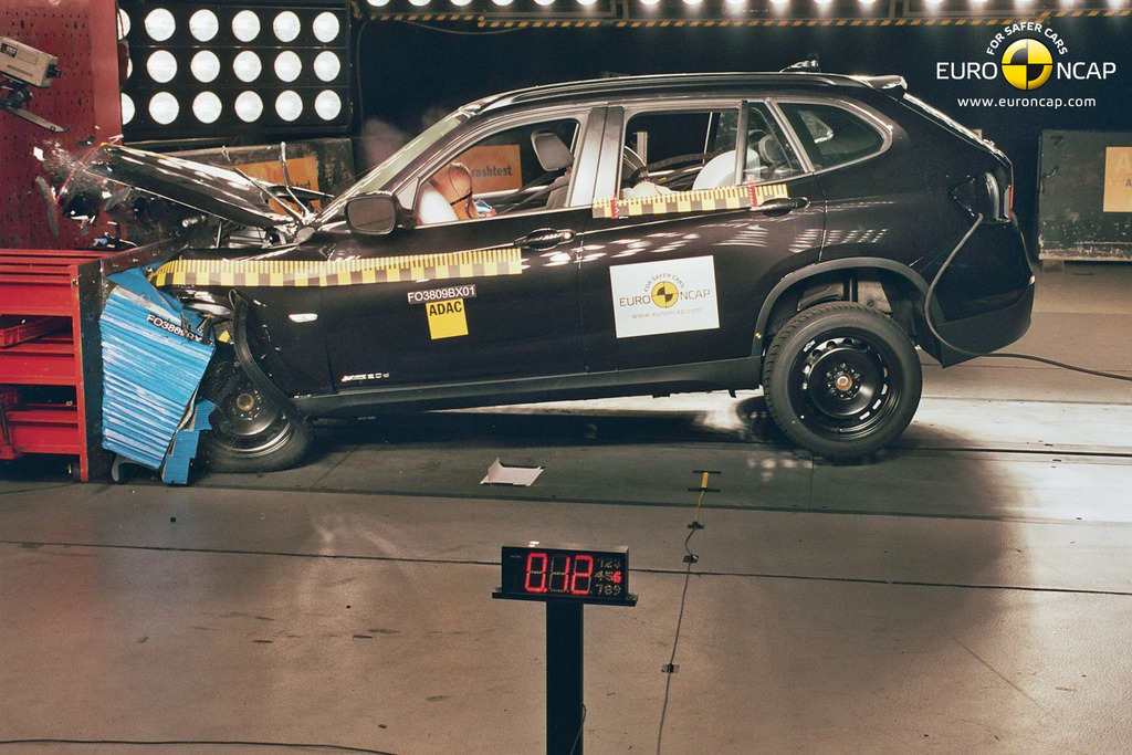 Bmw X1 Mar 2010 Sep 2015 Crash Test Results Ancap