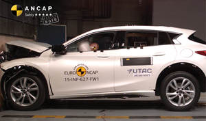 Infiniti Q30 | 5 Star ANCAP Safety Rating