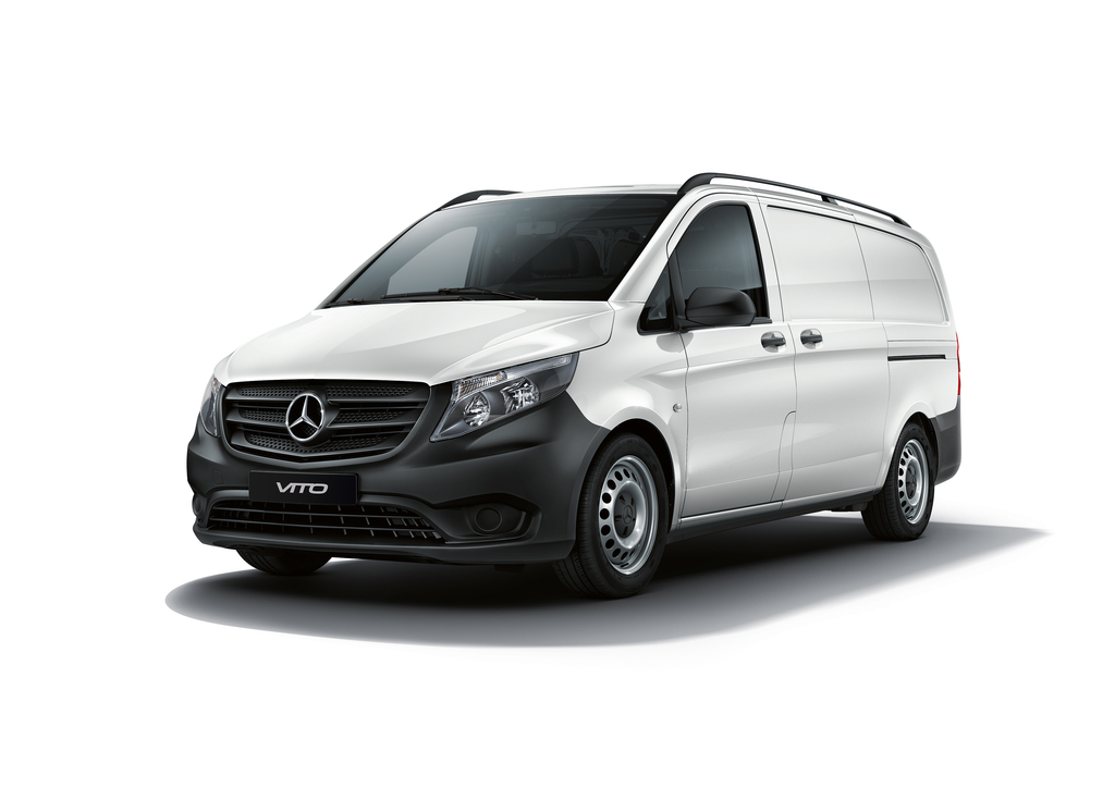 Mercedes-Benz Vito | 4 Star ANCAP Safety Rating