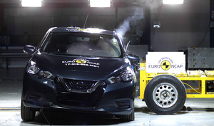 Nissan Micra | 5 Star ANCAP Safety Rating