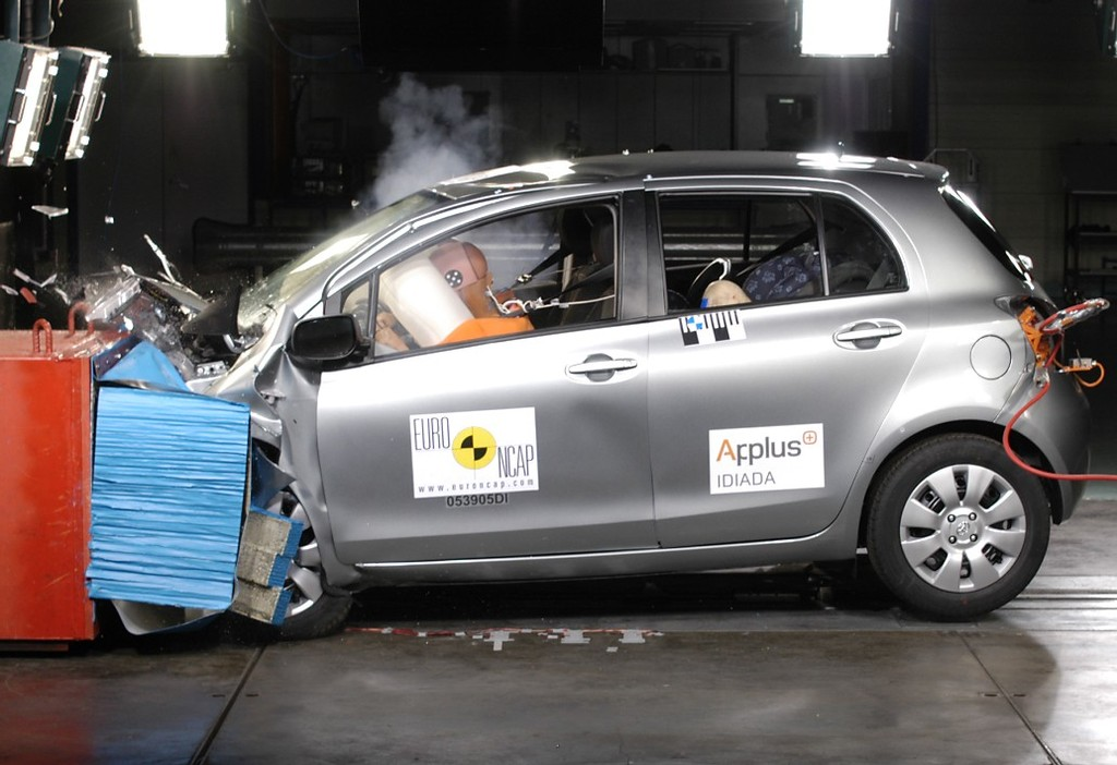 Toyota Yaris | 5 Star ANCAP Safety Rating