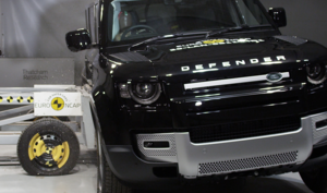 Land Rover Defender | 5 Star ANCAP Safety Rating