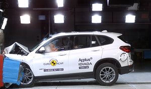 BMW X2 | 5 Star ANCAP Safety Rating