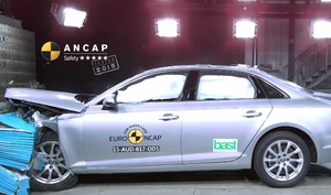 Audi A4 | 5 Star ANCAP Safety Rating