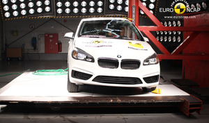 BMW 2 Series | 4 Star ANCAP Safety Rating