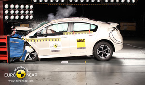Holden Volt | 5 Star ANCAP Safety Rating
