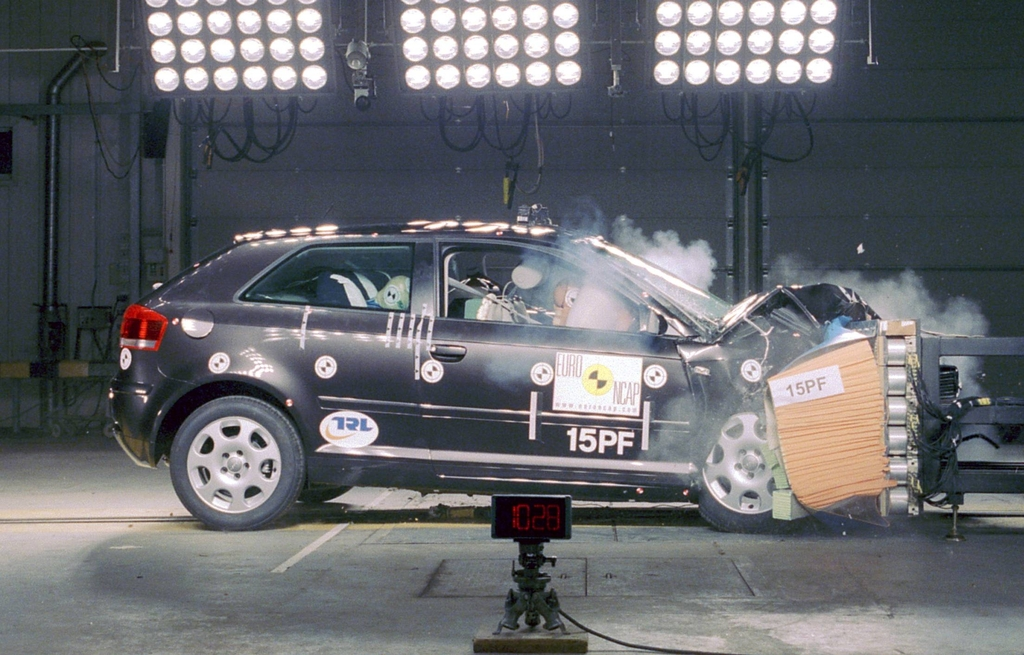Audi A3 | 4 Star ANCAP Safety Rating