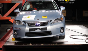 Lexus CT200h | 5 Star ANCAP Safety Rating