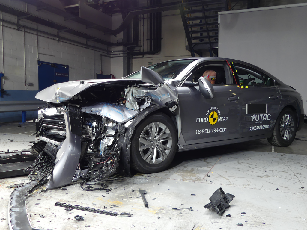 Safety specification strong with Mercedes-Benz and Peugeot's latest models, yet room for improvement with Citroen.