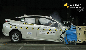 Toyota Prius | 5 Star ANCAP Safety Rating