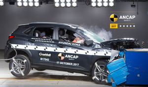 Hyundai Kona | 5 Star ANCAP Safety Rating