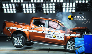 Nissan Navara | 5 Star ANCAP Safety Rating