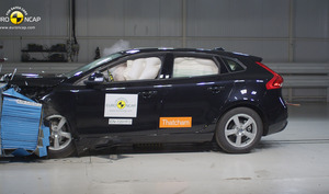 Volvo V40 | 5 Star ANCAP Safety Rating
