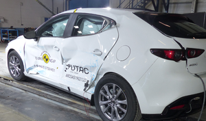 Mazda 3 | 5 Star ANCAP Safety Rating