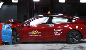 Tesla Model 3 | 5 Star ANCAP Safety Rating