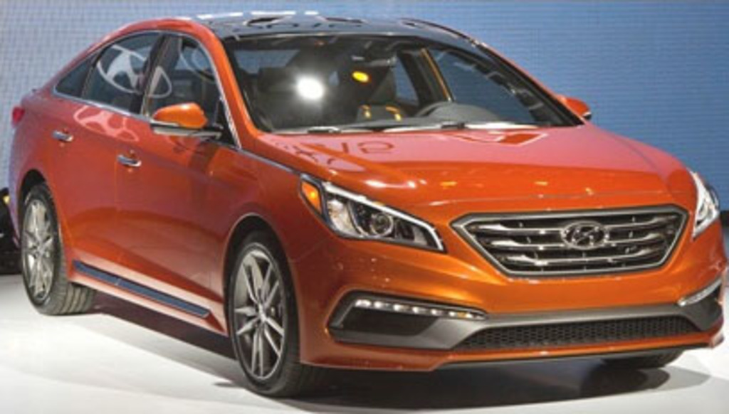 Hyundai Sonata | 5 Star ANCAP Safety Rating