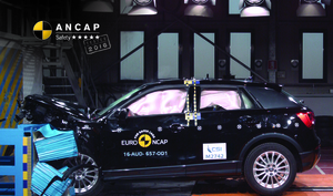 Audi Q2 | 5 Star ANCAP Safety Rating