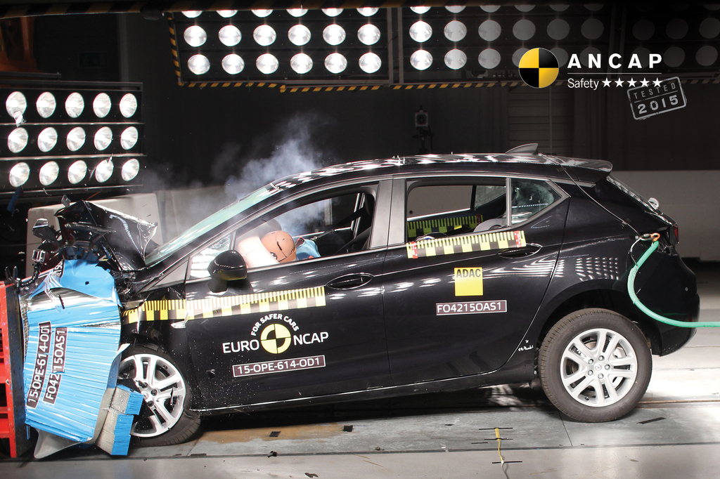 New Holden Astra launches with 5 star safety