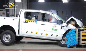Ford Ranger | 5 Star ANCAP Safety Rating