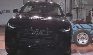 Audi Q8 | 5 Star ANCAP Safety Rating