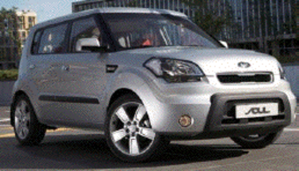 Kia Soul | 5 Star ANCAP Safety Rating