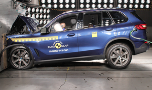 BMW X5 | 5 Star ANCAP Safety Rating