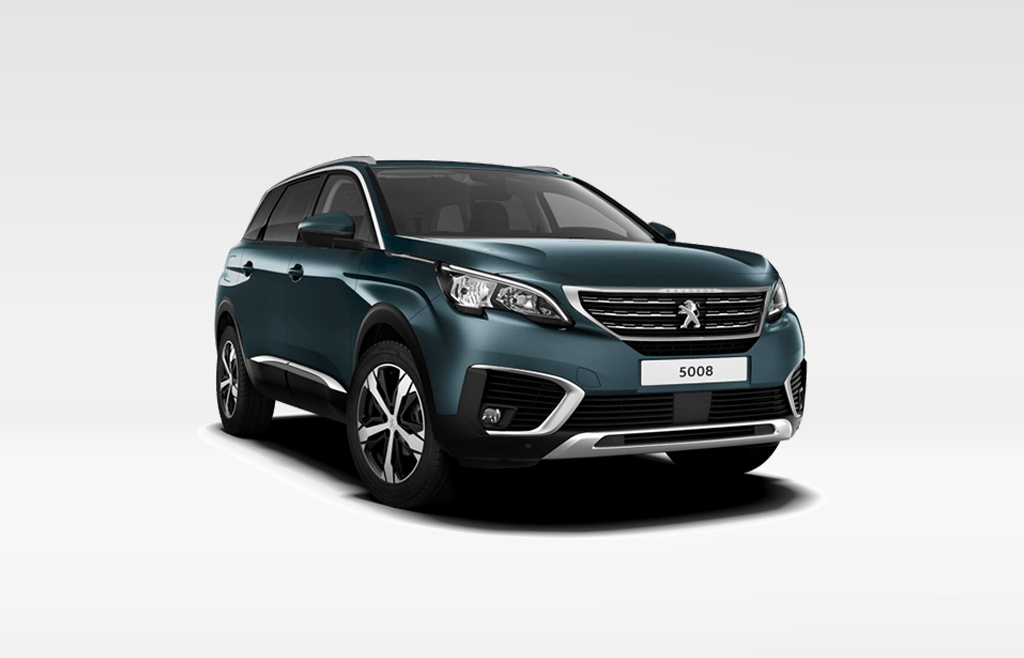Peugeot 5008 | 5 Star ANCAP Safety Rating