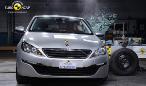Peugeot 308 | 5 Star ANCAP Safety Rating