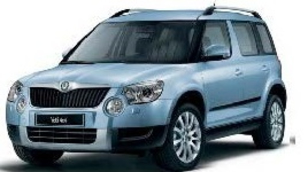 Skoda Yeti | 5 Star ANCAP Safety Rating