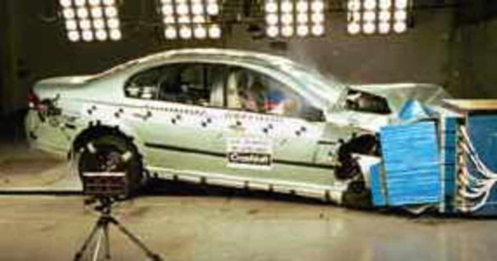 Ford Falcon | 4 Star ANCAP Safety Rating
