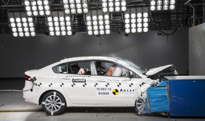 Proton Suprima S | 5 Star ANCAP Safety Rating