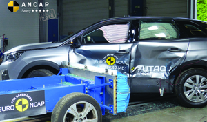 Peugeot 3008 | 5 Star ANCAP Safety Rating