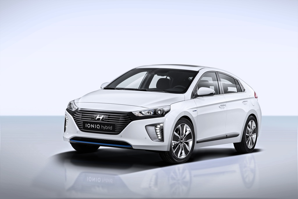 Hyundai Ioniq | 5 Star ANCAP Safety Rating