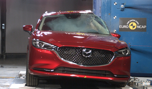 Mazda 6 | 5 Star ANCAP Safety Rating