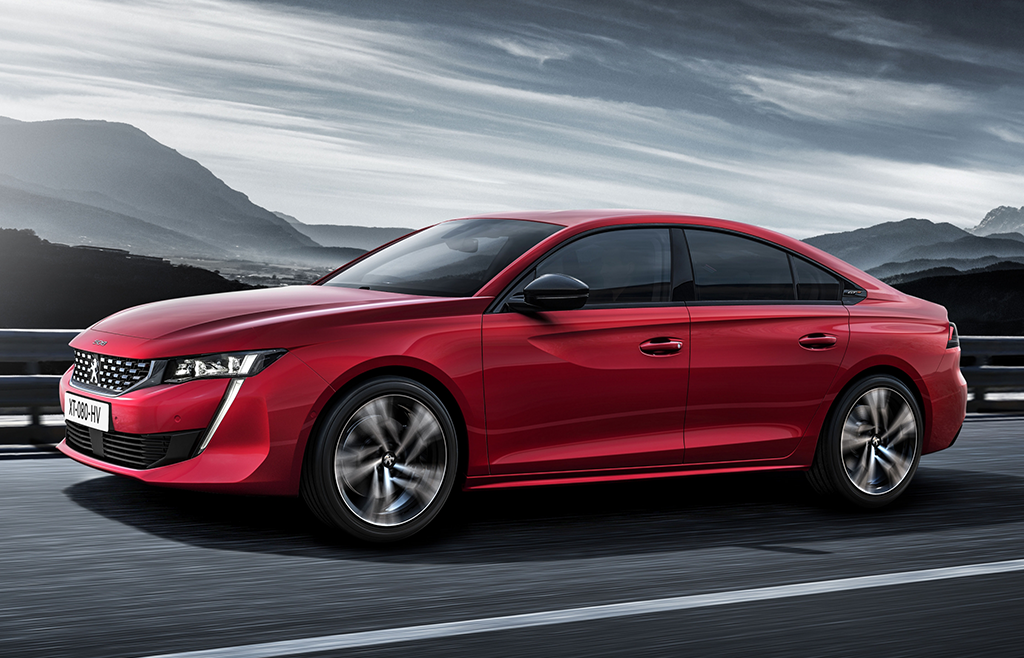 Peugeot 508 | 5 Star ANCAP Safety Rating