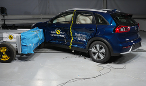 Kia Niro | 5 Star ANCAP Safety Rating