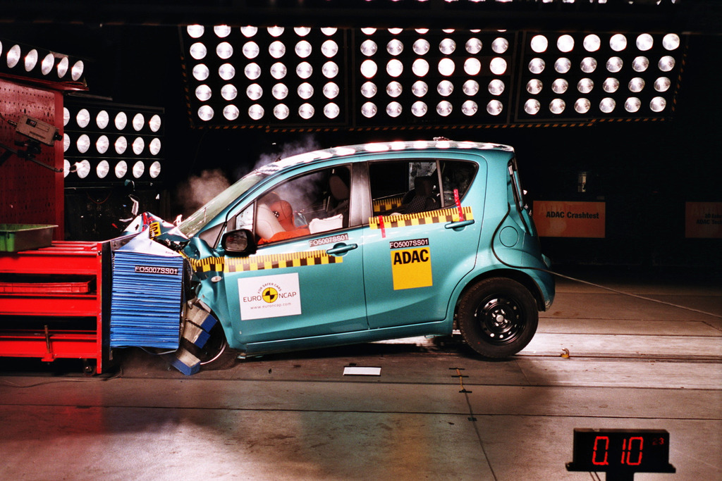 Australasia's next electric car achieves top safety rating