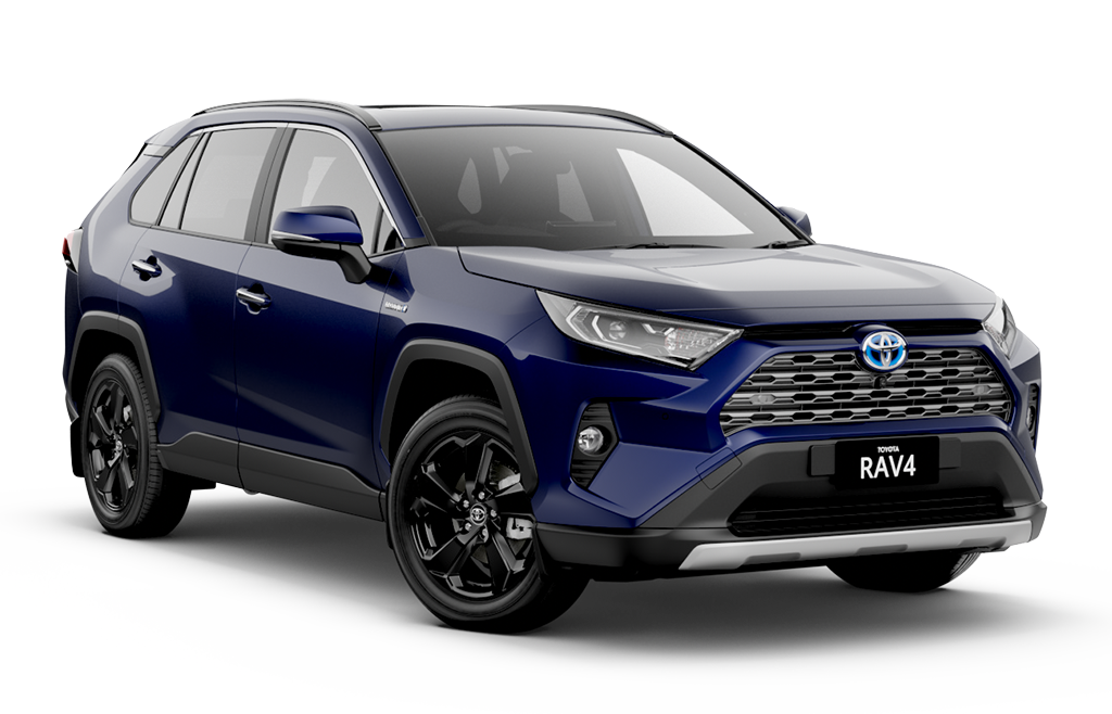 Toyota RAV4 | 5 Star ANCAP Safety Rating