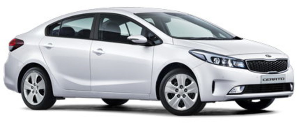 Kia Cerato | 5 Star ANCAP Safety Rating