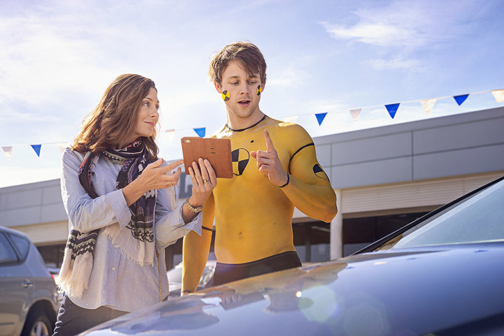 "Young Queensland drivers reminded not to be ""dummies"" when buying their first car."
