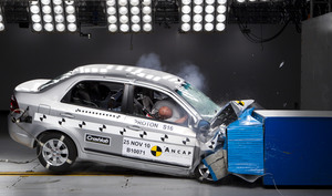 Proton S16 | 3 Star ANCAP Safety Rating