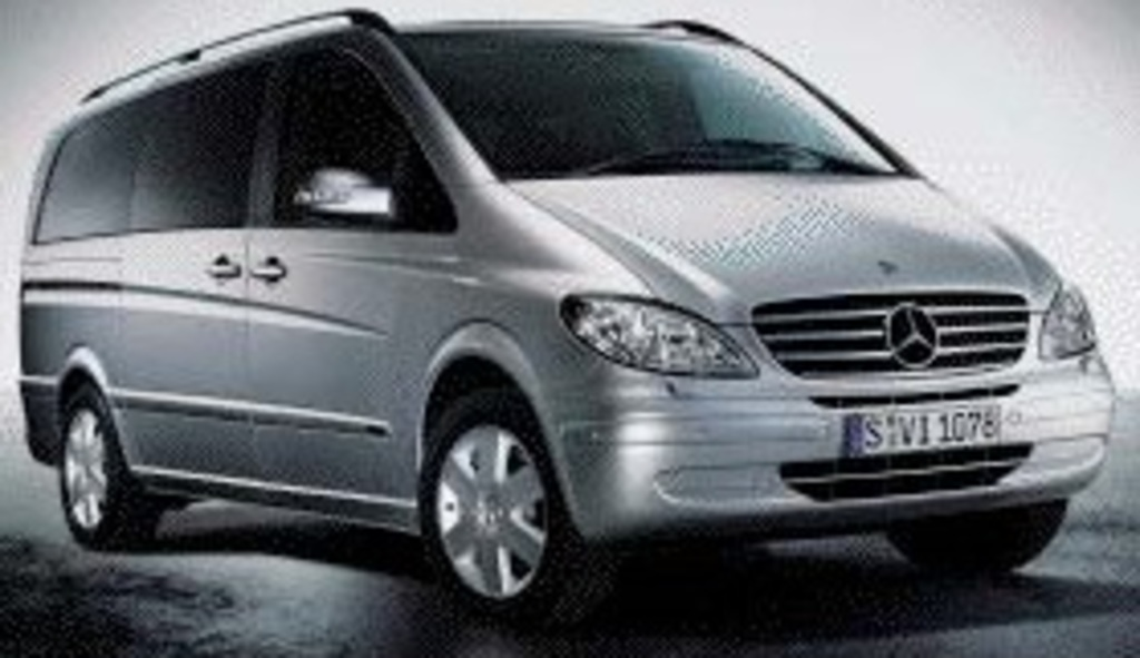 Mercedes-Benz Viano | 5 Star ANCAP Safety Rating