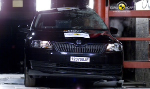 Skoda Rapid | 5 Star ANCAP Safety Rating
