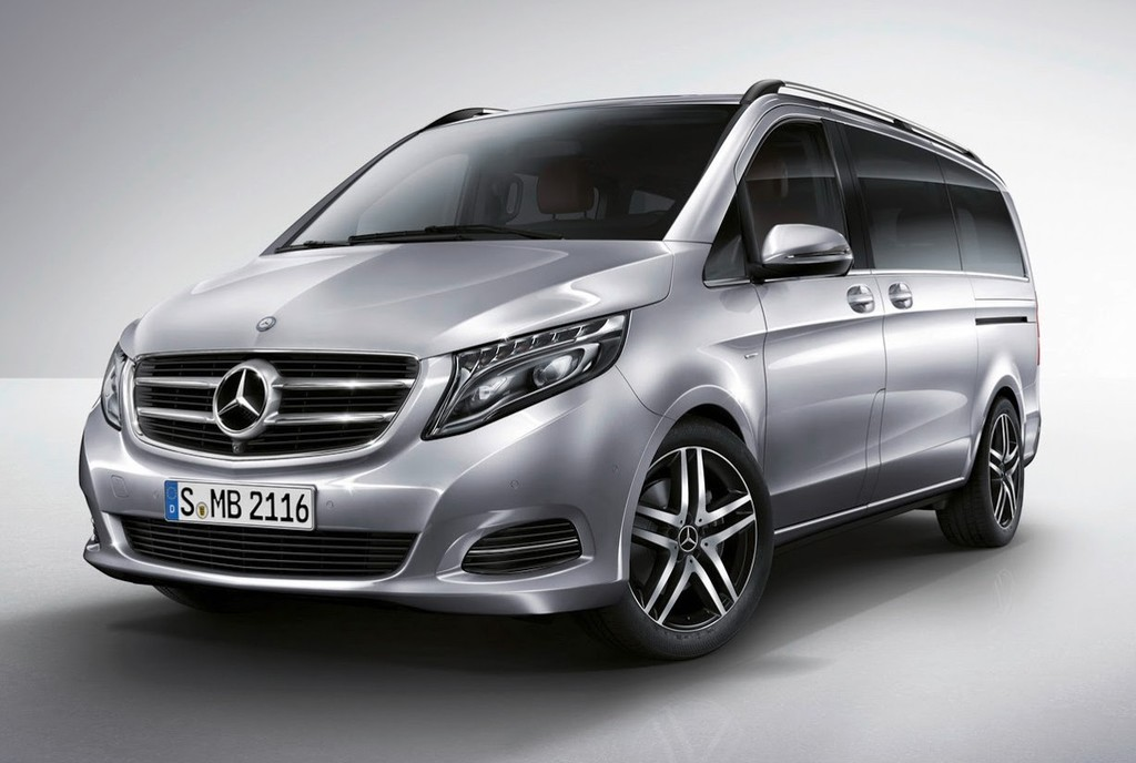 Mercedes-Benz V-Class | 5 Star ANCAP Safety Rating
