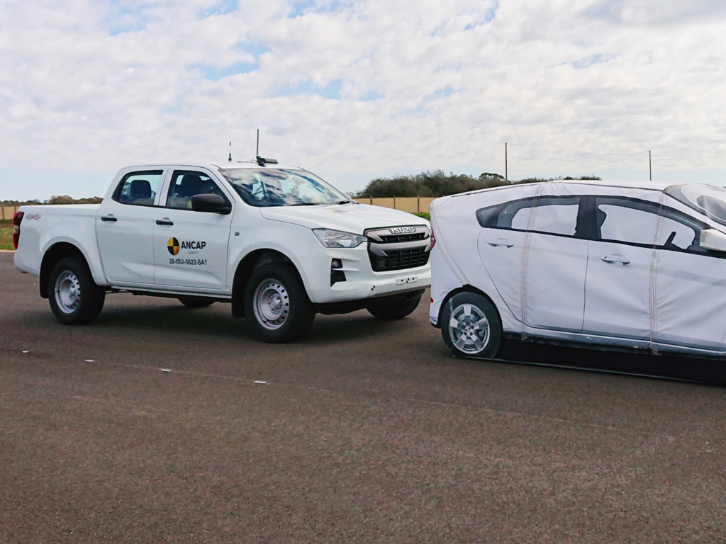 Isuzu and Toyota show their customers safety is the priority.