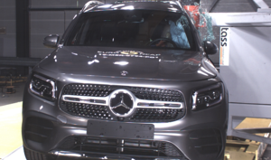 Mercedes-Benz GLB | 5 Star ANCAP Safety Rating