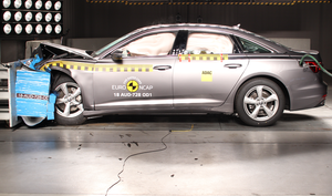 Audi A6 | 5 Star ANCAP Safety Rating