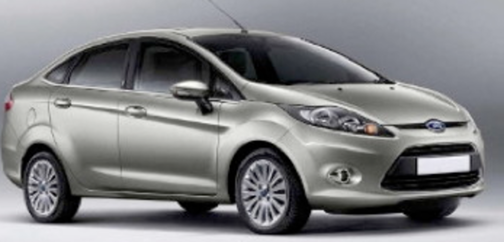 ford fiesta 2012 test