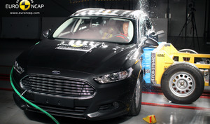 Ford Mondeo | 5 Star ANCAP Safety Rating